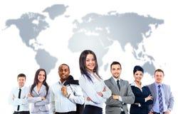 Gente di affari attraente Immagine Stock Libera da Diritti