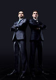 Gente di affari attraente Fotografia Stock