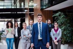 Gente di affari del gruppo fotografie stock