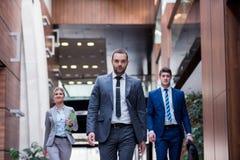 Gente di affari del gruppo Fotografia Stock Libera da Diritti