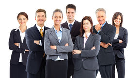 Gente di affari della squadra Immagini Stock