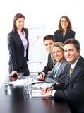 Gente di affari della squadra immagine stock