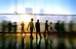 Gente di affari di collaborazione Team Teamwork Peofessional Concept Immagini Stock