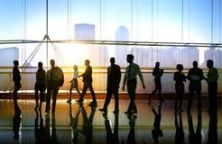 Gente di affari di collaborazione Team Teamwork Peofessional Concept Immagini Stock Libere da Diritti