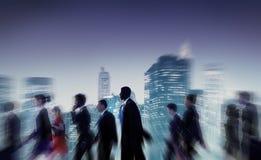 Gente di affari di collaborazione Team Teamwork Professional Concept Fotografie Stock Libere da Diritti