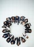 Gente di affari di diversità che incontra Team Coorporate Concept Fotografia Stock Libera da Diritti