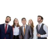 Gente di affari di Groupof fotografie stock