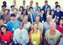 Gente di affari di Team Teamwork Collaboartion Concept Fotografie Stock Libere da Diritti