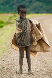 Gente en AKSUM, ETIOPÍA Fotografía de archivo libre de regalías
