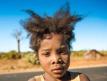 Gente en ANTANANARIVO, MADAGASCAR Imagenes de archivo
