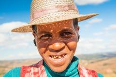 Gente en ANTANANARIVO, MADAGASCAR Imágenes de archivo libres de regalías