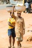 Gente en GHANA Fotos de archivo