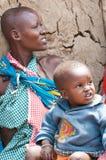 Gente en Kenia Fotos de archivo