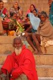 Gente en la India Foto de archivo libre de regalías