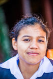 Gente en MANAGUA, NICARAGUA fotografía de archivo libre de regalías