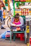 Gente en MANAGUA, NICARAGUA Fotografía de archivo