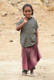 Gente en OMO, ETIOPÍA Imagenes de archivo