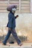 Gente en PORTO-NOVO, BENIN Imagen de archivo