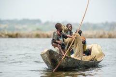Gente en PORTO-NOVO, BENIN foto de archivo