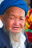 Gente en SAMARKAND, UZBEKISTÁN Fotografía de archivo