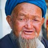 Gente en SAMARKAND, UZBEKISTÁN Foto de archivo libre de regalías