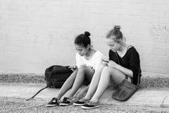 Gente en SURÁFRICA Fotografía de archivo libre de regalías