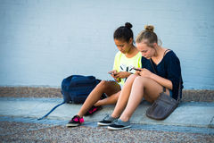 Gente en SURÁFRICA Fotos de archivo