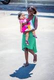 Gente en SURÁFRICA Imágenes de archivo libres de regalías