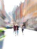 Gente enmascarada Fotos de archivo libres de regalías