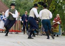 Gente estonia Imagen de archivo libre de regalías