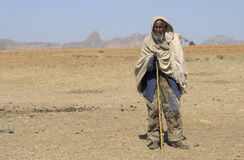 Gente etiopica 3 Fotografia Stock Libera da Diritti