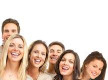 Gente felice Immagine Stock Libera da Diritti