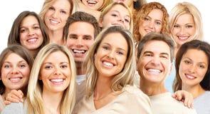 Gente feliz imágenes de archivo libres de regalías