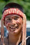 Gente indiana natale fotografie stock libere da diritti