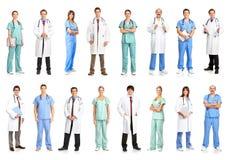 Gente médica Foto de archivo libre de regalías