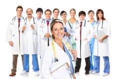 Gente médica Imagenes de archivo