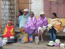 Gente malgache fotografía de archivo