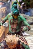 Gente maya en México Imagen de archivo