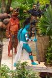 Gente maya en México Imagen de archivo libre de regalías
