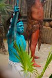 Gente maya en México Fotografía de archivo