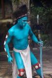Gente maya en México Fotos de archivo