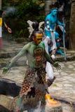 Gente maya en México Fotos de archivo libres de regalías