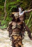 Gente maya nel Messico Fotografie Stock