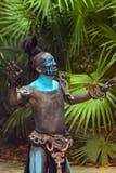 Gente maya nel Messico Immagini Stock Libere da Diritti