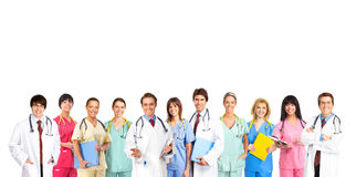 Gente medica Fotografia Stock