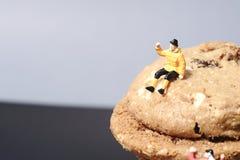 Gente miniatura Imagen de archivo libre de regalías
