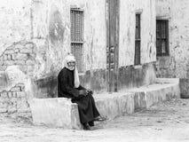 Gente reale nell'Egitto fotografia stock