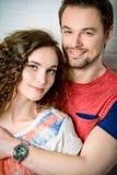 Gente sposata Fotografie Stock Libere da Diritti