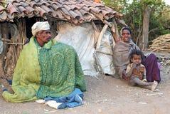 Gente tribal Fotos de archivo libres de regalías
