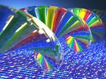 Genética do ADN Imagens de Stock